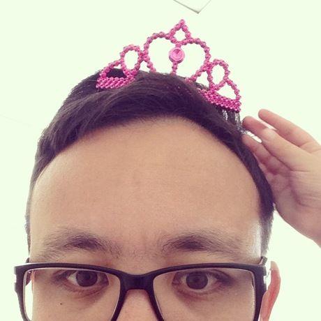Sparkly code princess
