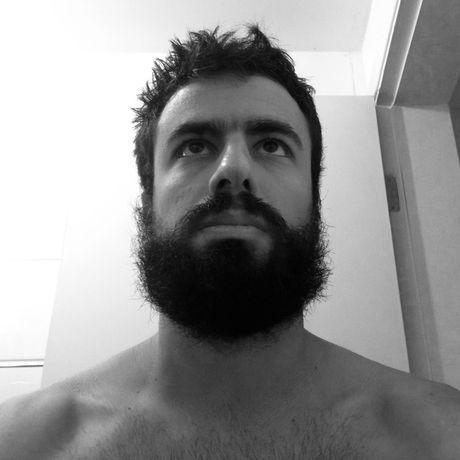 Eu barbudo