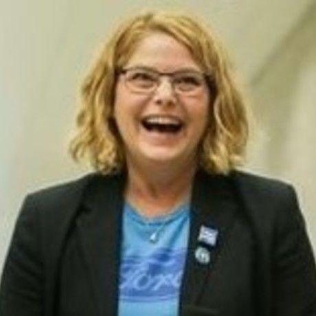 Heather coach cu smile2