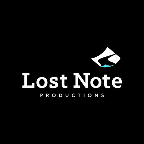 Lost note black