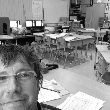 Selfie prof nb