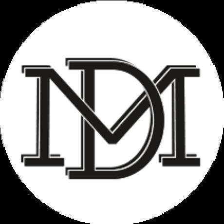 Md lettermark