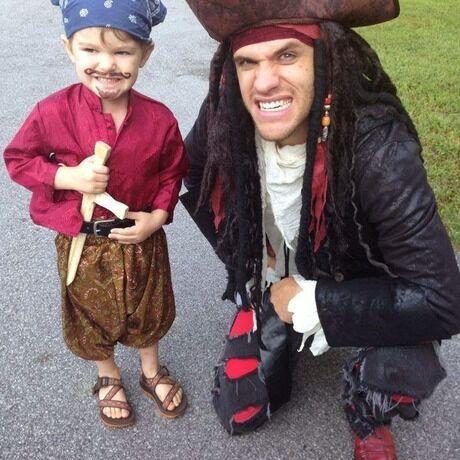 Arrrrrr pirates