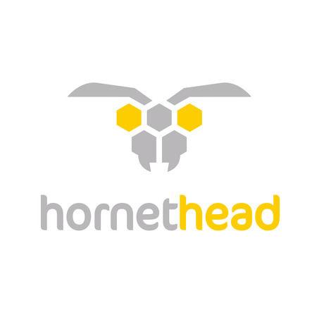 Hornethead logohorizontal