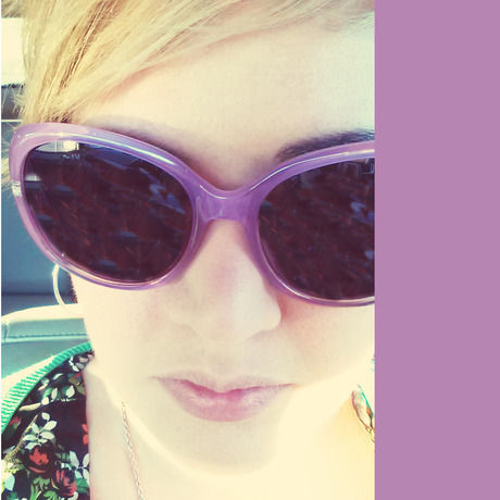 Purple sunnies square