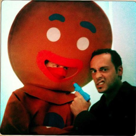Gingerbread gangsta