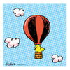 Small woodstock balloon