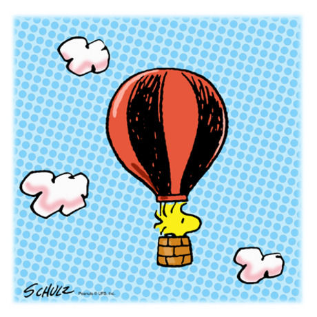 Woodstock balloon