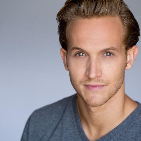 Brandon wardle headshot actor film 503