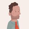 Small collin illustration headshot