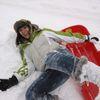 Small sledding